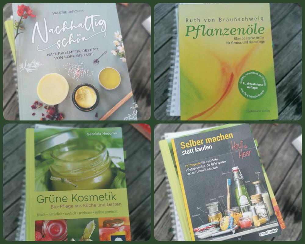 Buchempfehlung Naturkosmetikrezepte, Anfänger Buchtipps
