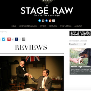 Stage Raw Review: Their Finest Hour