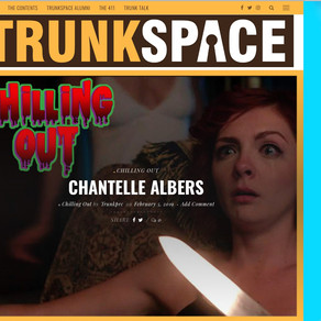 Trunk Space Magazine: Chantelle Albers Exclusive
