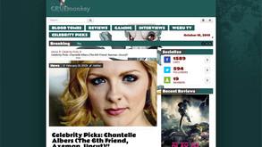 GRUE Monkey Celebrity Picks Chantelle Albers