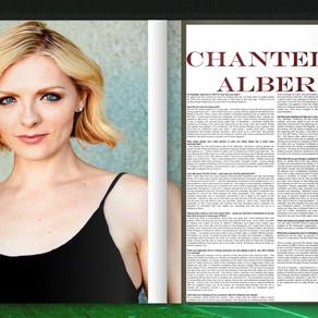 Vents Magazine Interview: Chantelle Albers