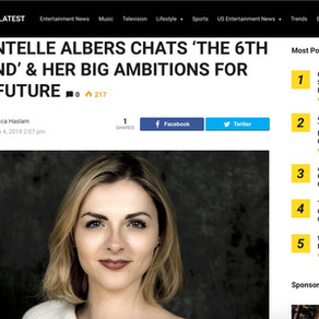 This is The Latest: Chantelle Albers Chats 'The 6th Friend'