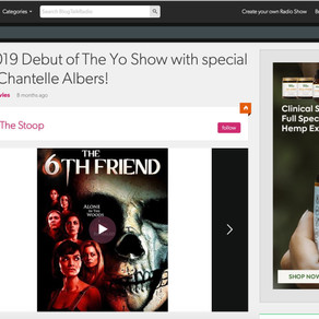 The 2019 Debut of The Yo Show with special guest Chantelle Albers!