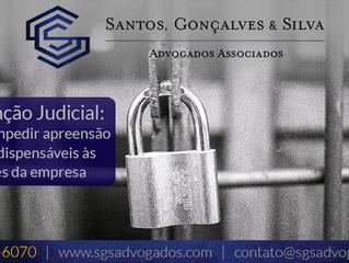 Juízo da recuperação judicial pode impedir apreensão de bem indispensável à atividade da empresa