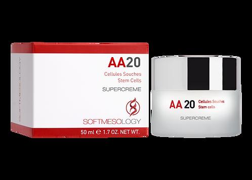 AA 20 - Supercrème antiâge