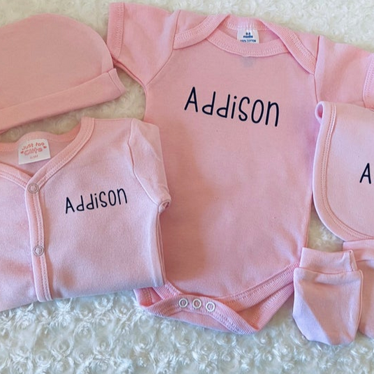 Personalised 5 Piece Gift Set