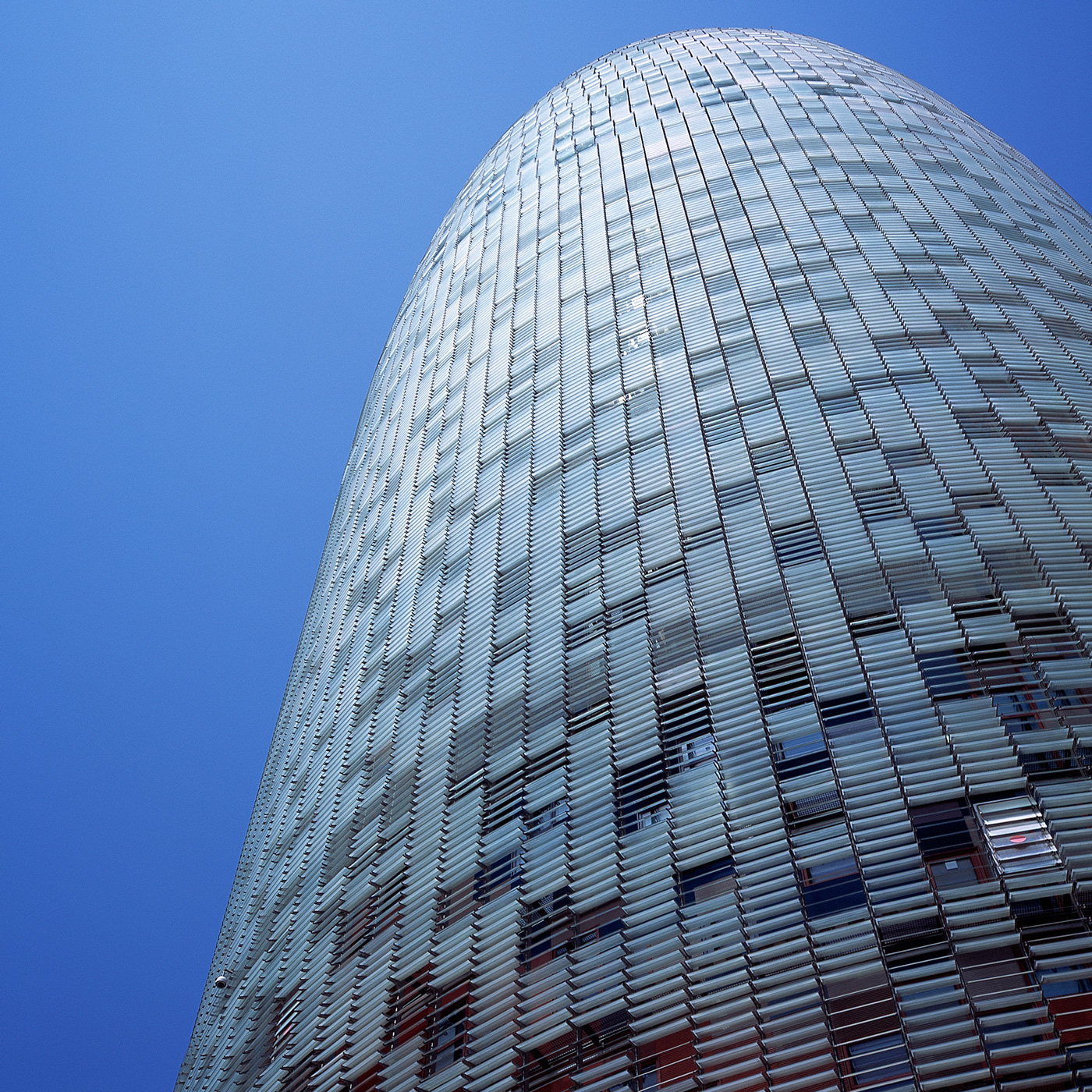 torre agbar - nouvel