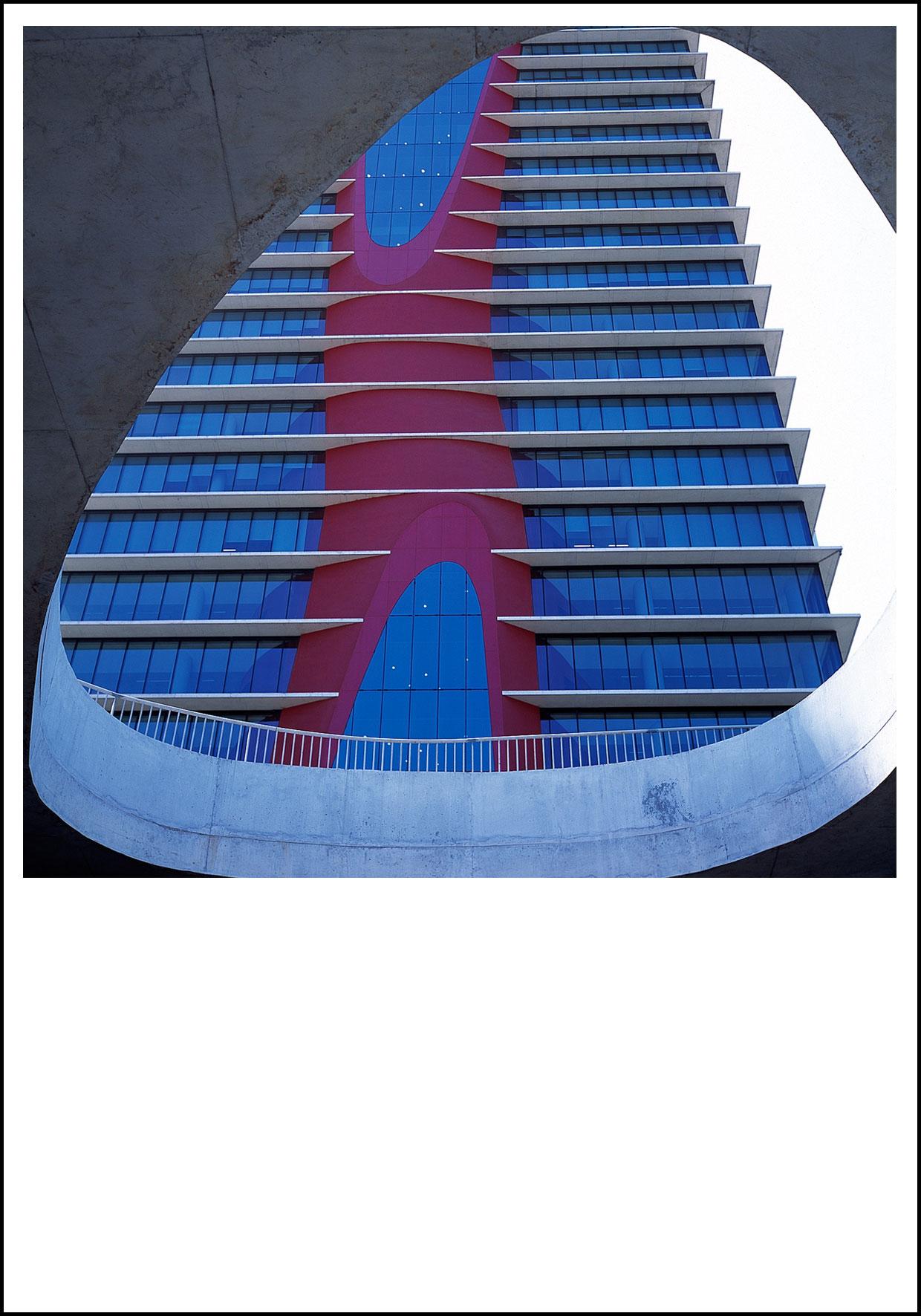 torres porta fira - ito & vazquez