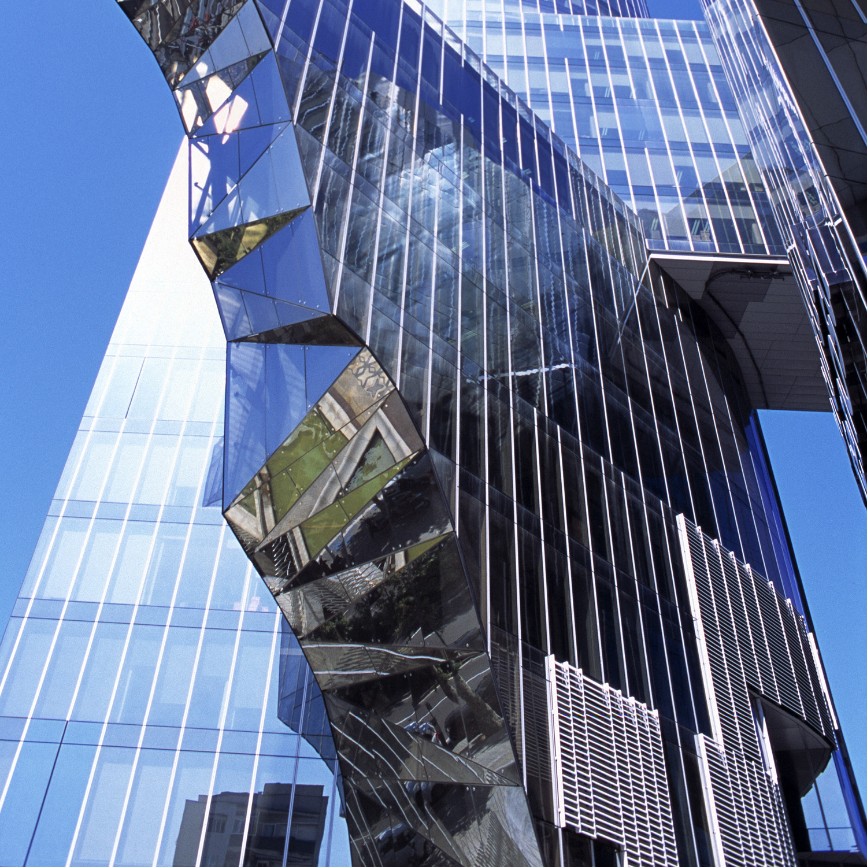 torre mare nostrum - embt