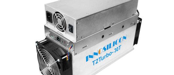 INNOSILICON T2T-30T BTC Miner
