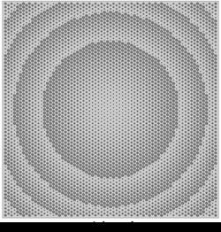 Nanohole Lens