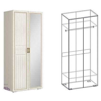 Шкаф 2-хсвор. левый(540)Виктория мм