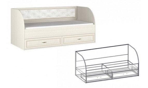 Кровать с ящиками Виктория мм