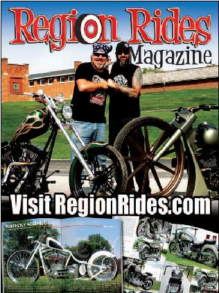 Region Rides