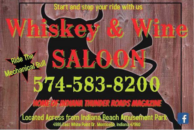 Whiskey & Wine Saloon