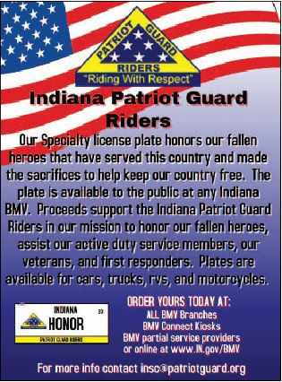 Indiana Patriot Guard Riders