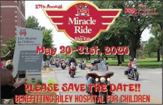 Miracle Ride for Riley Kids