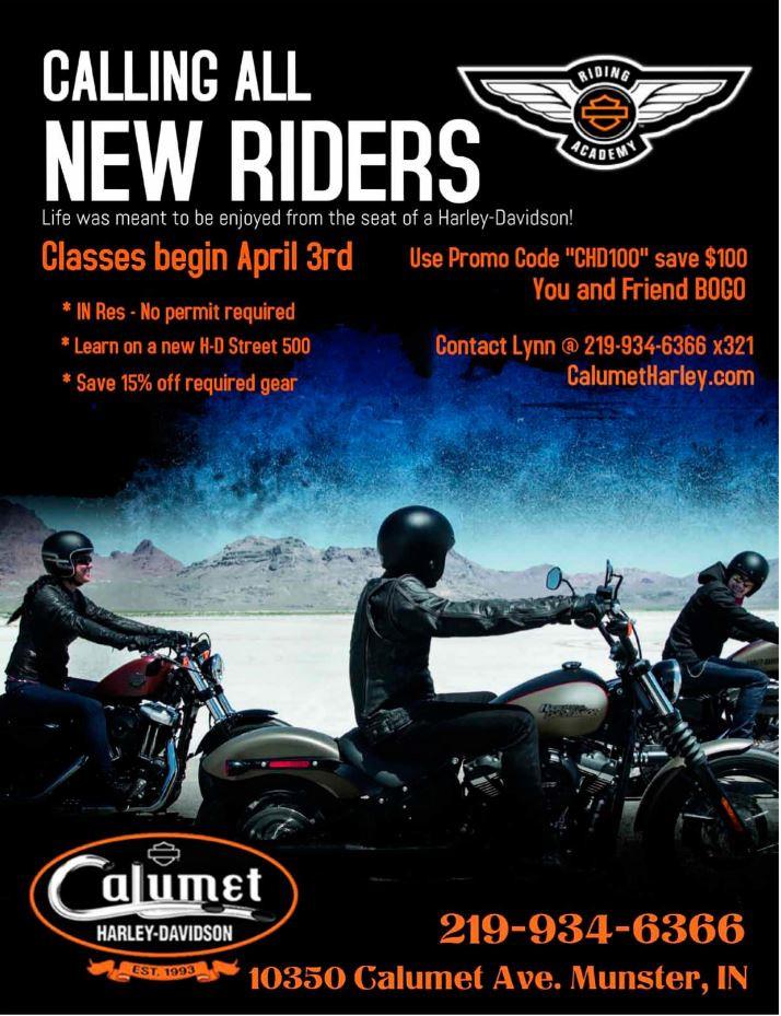 Calumet Harley Davidson