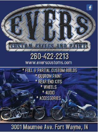 Ever's Custom Cycles and Paints