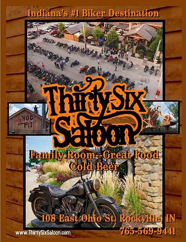 Thirty Six Saloon