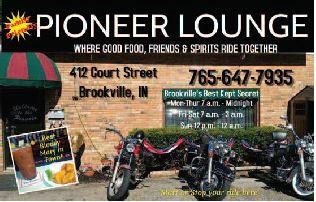 Pioneer Lounge
