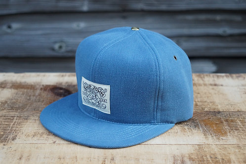 Cotton Trucker Hat - Old Blue