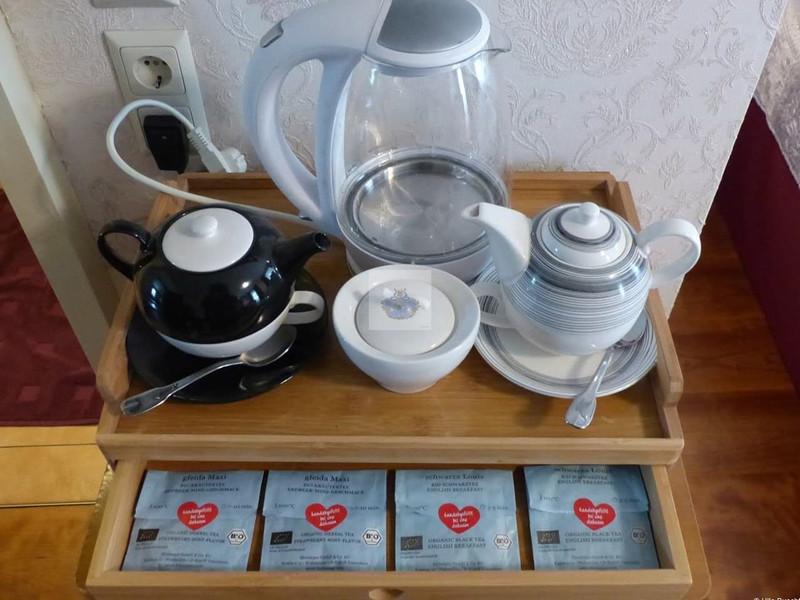 kostenlose Teebar