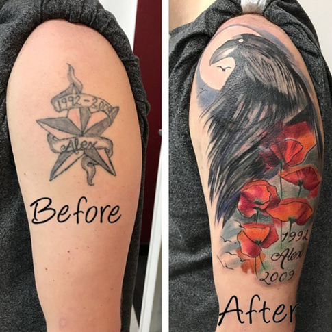 Cover-up by Karen