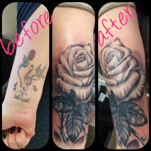 Cover-up by Andy