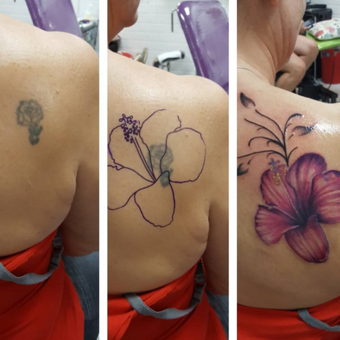 Cover-up by Brad