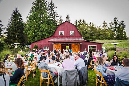 Dancing Fish Vineyards - Event Venue on Whidbey Island