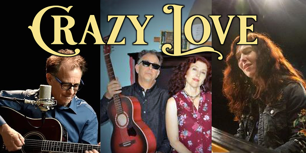 Music at the Dancing Fish: Crazy Love