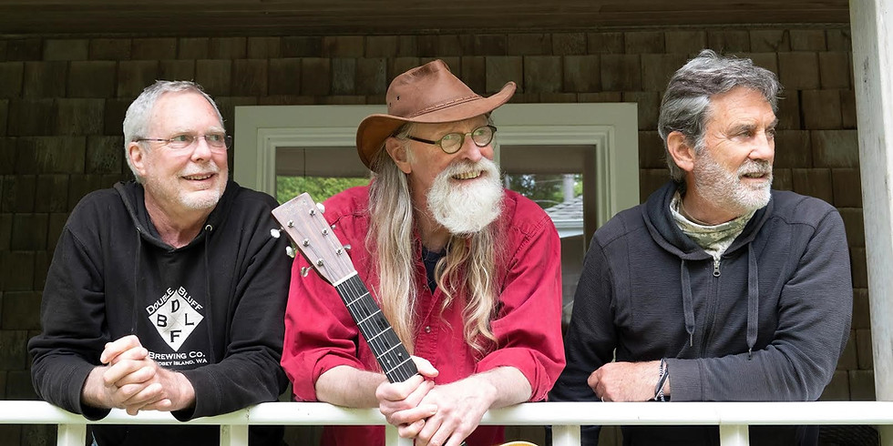 Music at the Dancing Fish: Porch Brothers Trio
