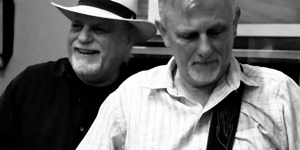 Music at the Dancing Fish: Deja Blooze Duo
