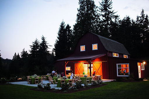 Dancing Fish Vineyards - Hospitality Barn for Events
