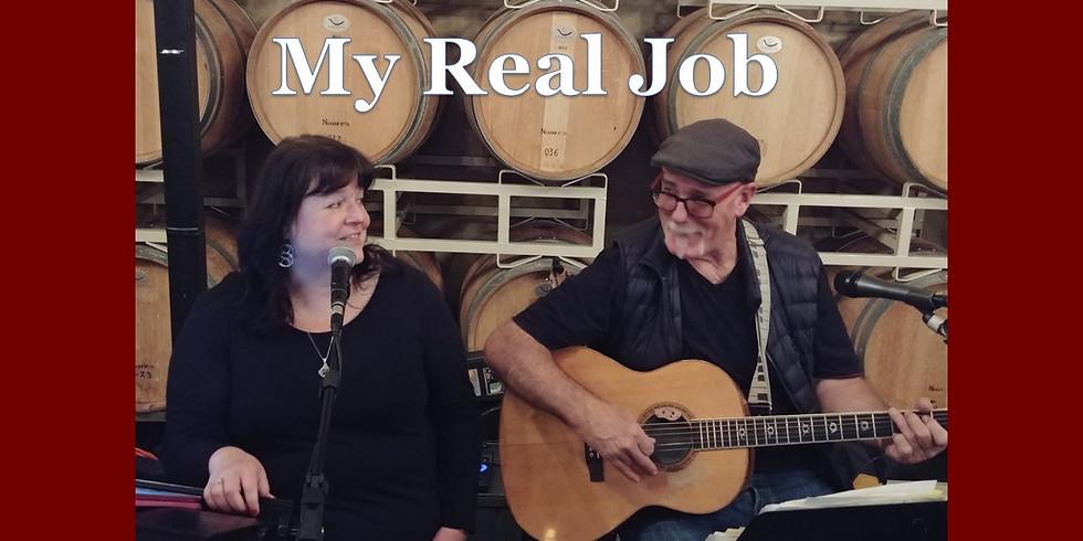 Music at the Dancing Fish: My Real Job