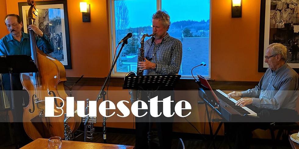 Music at the Dancing Fish:  Bluesette Jazz Trio