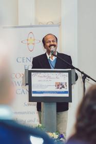 CCA - Canada Srinivas Arka Talk Closeup.
