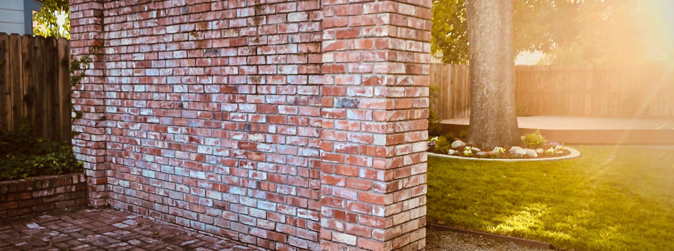 Brick Patio Offers Space for Versitile Hospitality