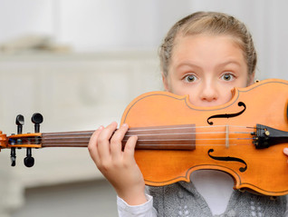 Suzuki Violin Class for New Learners - Begins January 2020