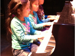 Developing Potential - Melody Makers Spring Recital Series