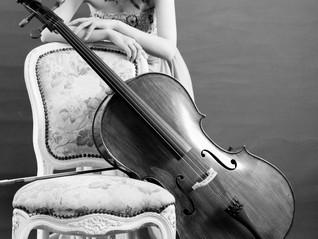 Meet New Cello Teaching Artist Pei-Jen Tseng