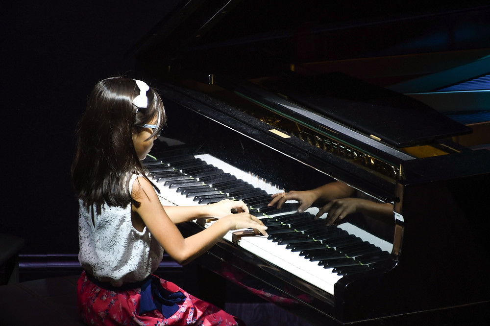 Spring Recital 2019 - Beginning Piano at Theatre DeVille