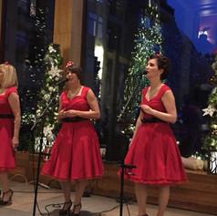 Westin Riverfront Lobby - Christmas