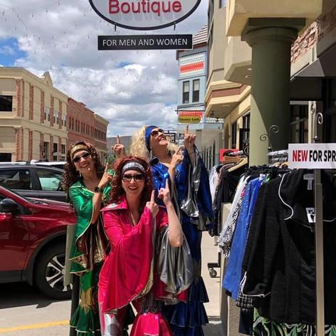 Pop Up at Q Boutique - Riverwalk