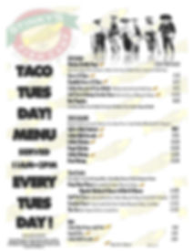 SRB Stinky s Fish Camp 2019 To Go Taco T