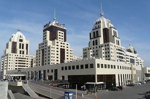Hilton-garden-inn-astana-rusland-ecobase