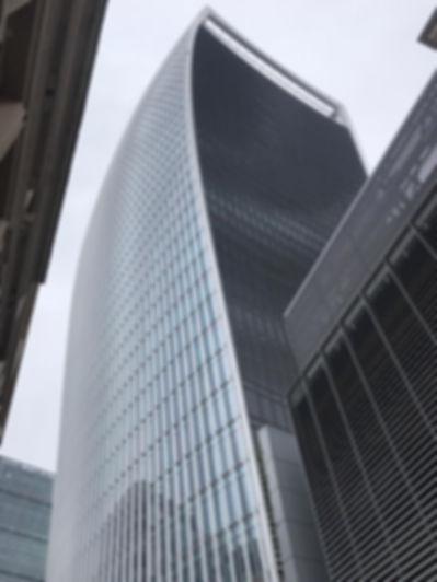20 Fenchurch Street, London, Walkie Talkie Building