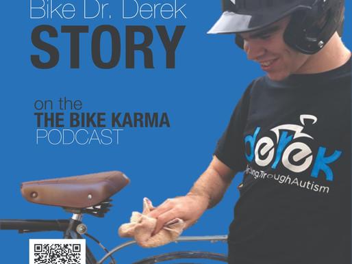 Podcast! Becoming Bike Dr. Derek