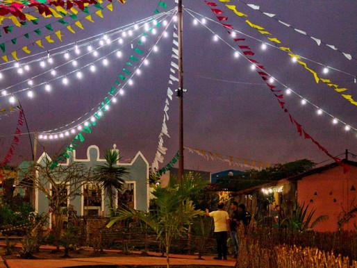Tradições culturais na Vila Sítio São João: Amar para preservar